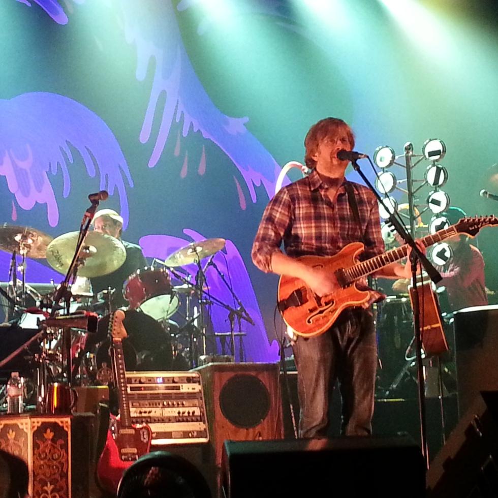 Trey Anastasio Band @ The Fox Theater, Oakland