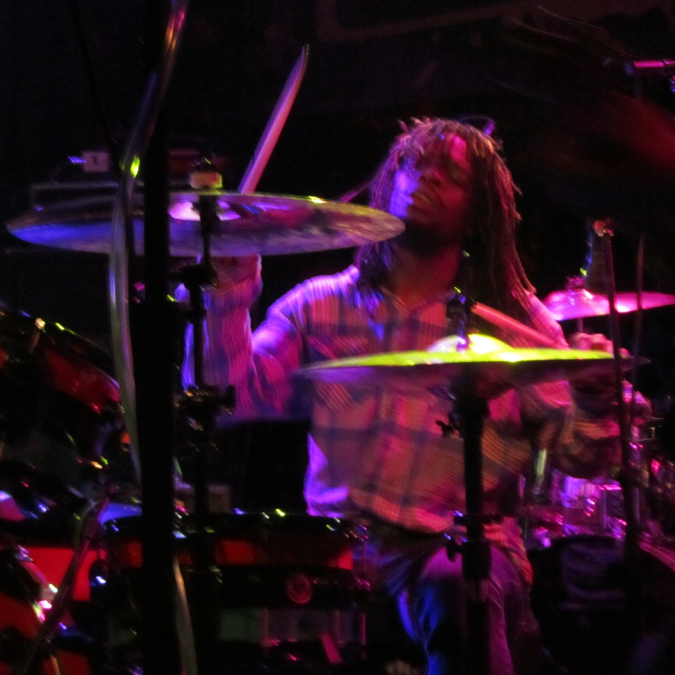 T.E.N. featuring Thomas Pridgen (Mars Volta), Eric McFadden (pFunk), Norwood Fisher (Fishbone) @ The Independent, San Francisco