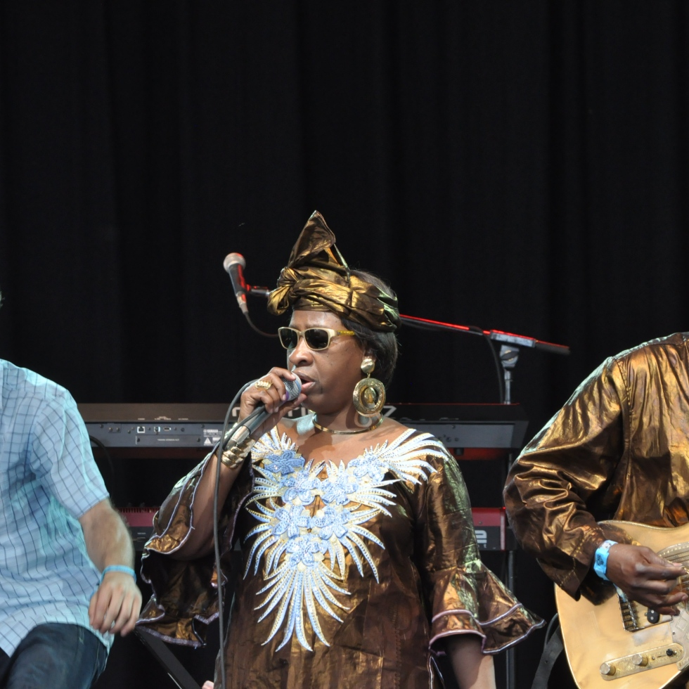 Amadou & Miriam @ Bonnaroo 2013