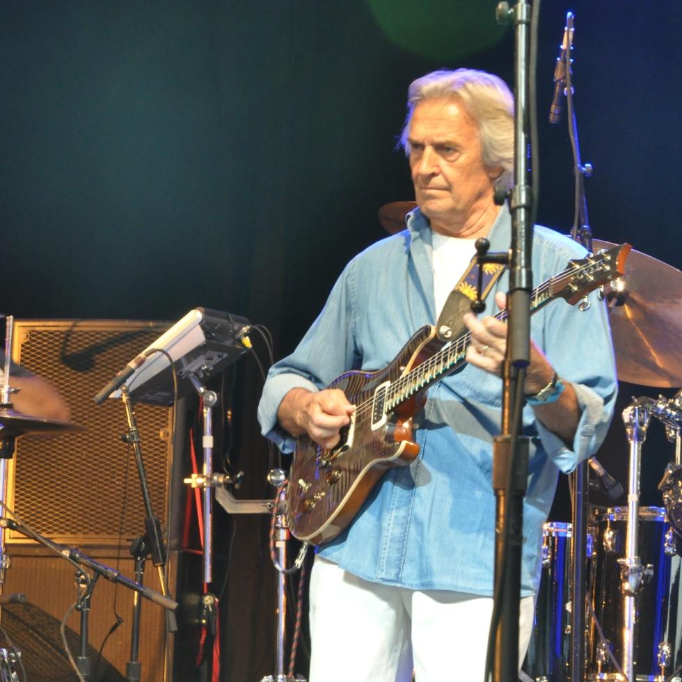 John McLaughlin And The 4th Dimension @ Bonnaroo 2013