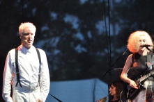 David Byrne & St.Vincent @ Bonnaroo 2013