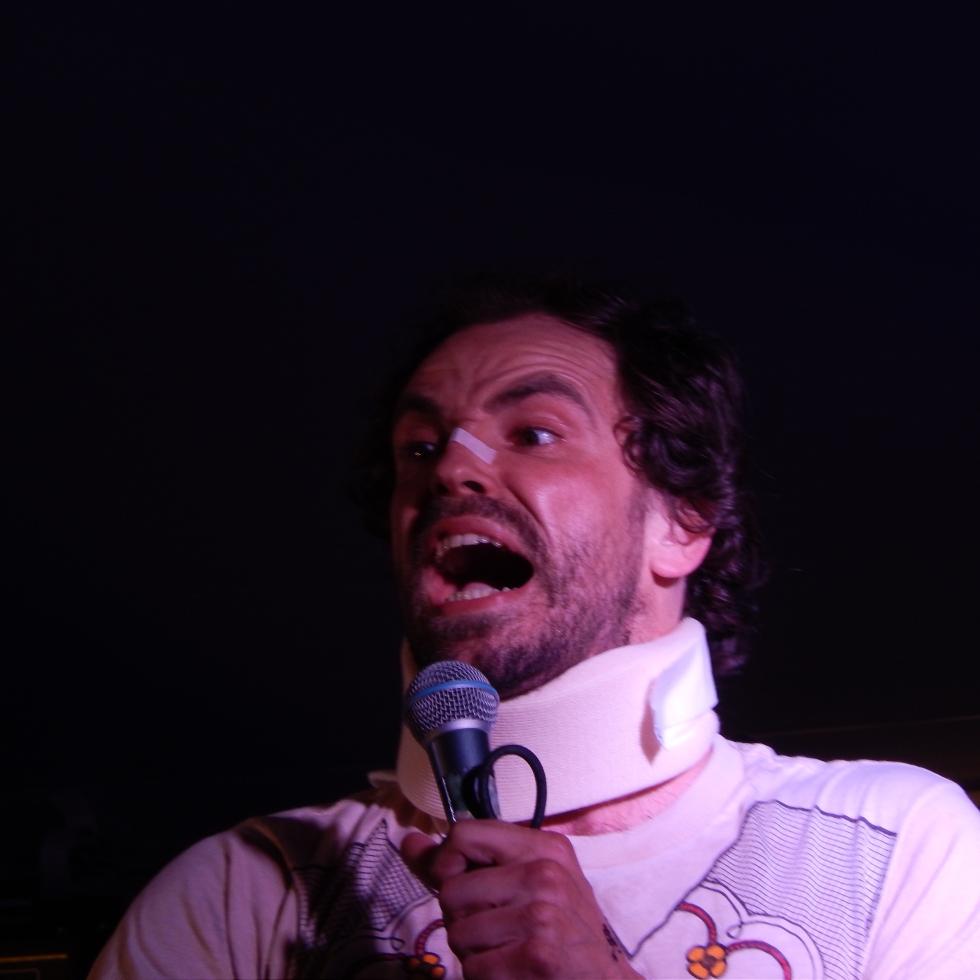 Jonny Fritz @ Bonnaroo 2013