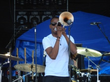 Trombone Shorty & Orleans Avenue @ Bonnaroo 2013