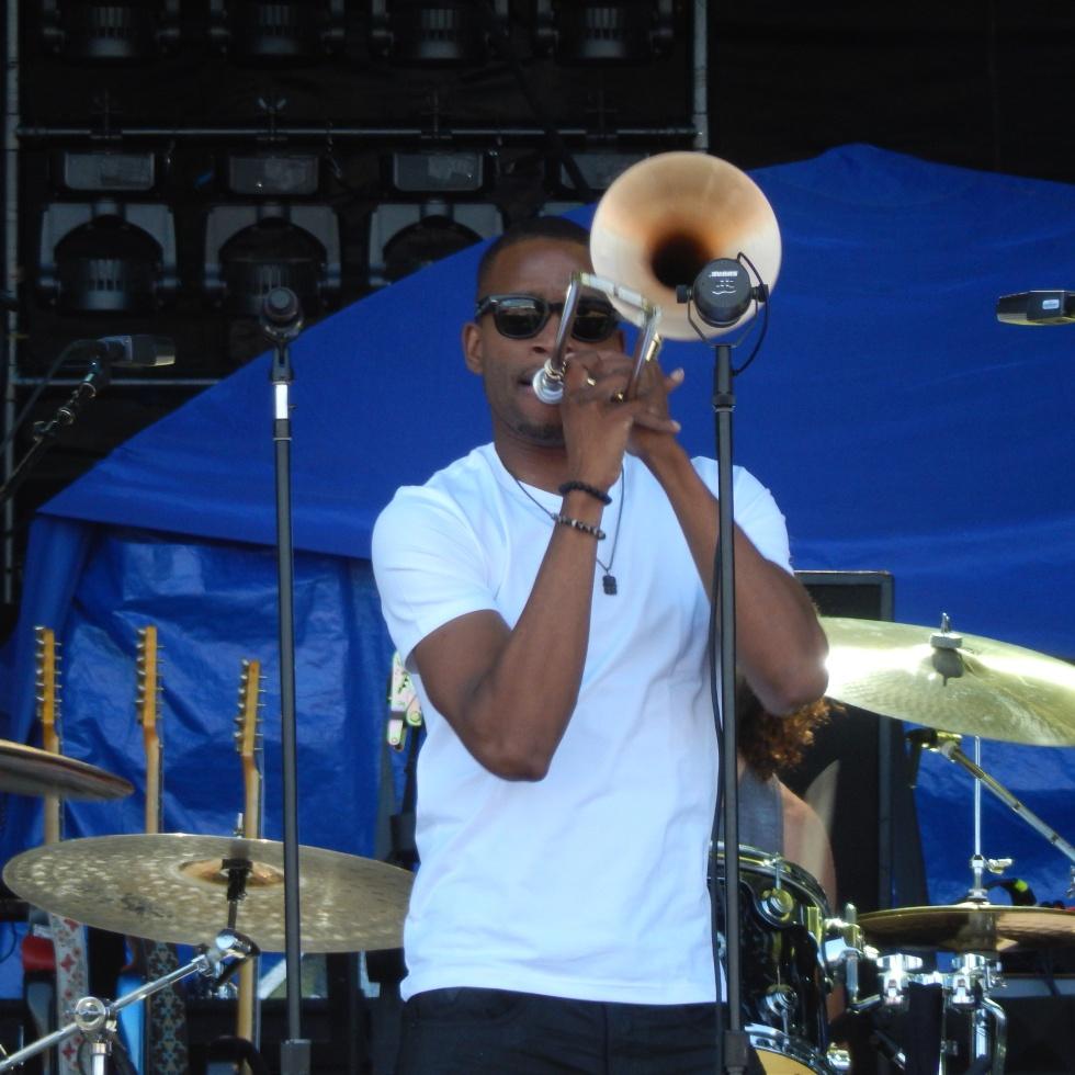 Trombone Shorty & Orleans Avenue @ Bonnaroo 2013
