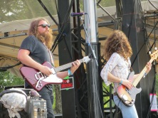 The Sheepdogs @ Bonnaroo 2013