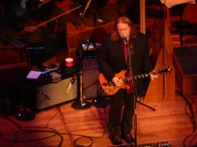 Jerry Garcia Symphonic Celebration with Warren Haynes @ Davies Symphony Hall San Francisco