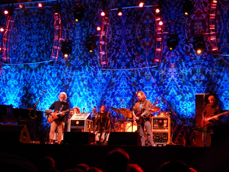 Furthur @ The Greek Theater, Berkeley - II