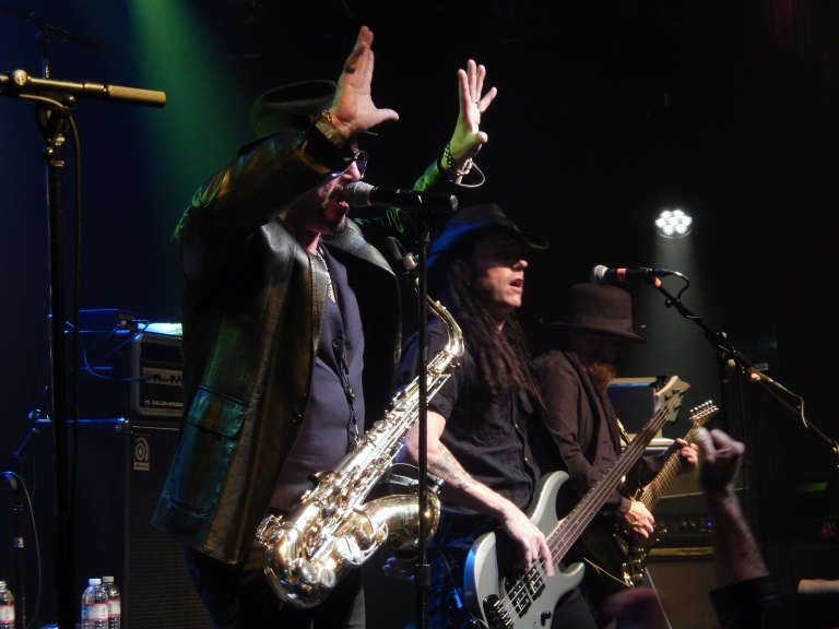 Queensrÿche Starring Geoff Tate @ The Independent, San Francisco