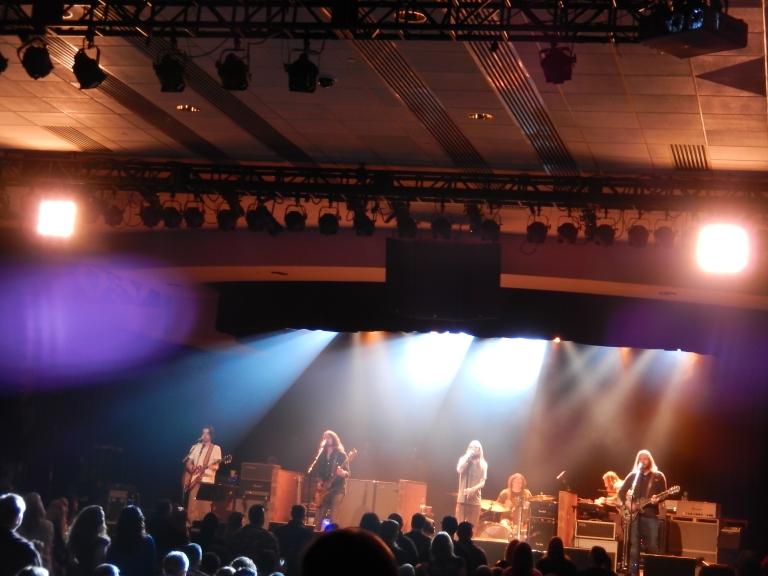 The Black Crowes @ Table Mountain Casino, Fresno