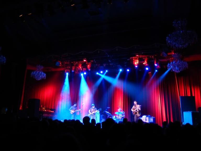 White Denim @ The Fillmore, San Francisco