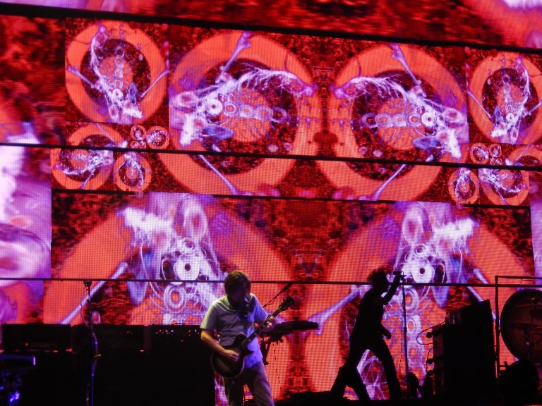 Tool @ Bill Graham Civic Auditorium, San Francisco