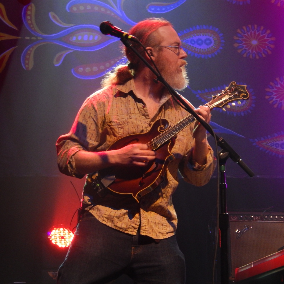 Railroad Earth @ The Fillmore, San Francisco