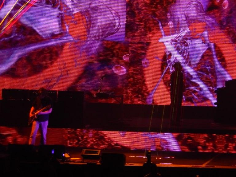 Tool @ Bill Graham Civic Auditorium, San Francisco